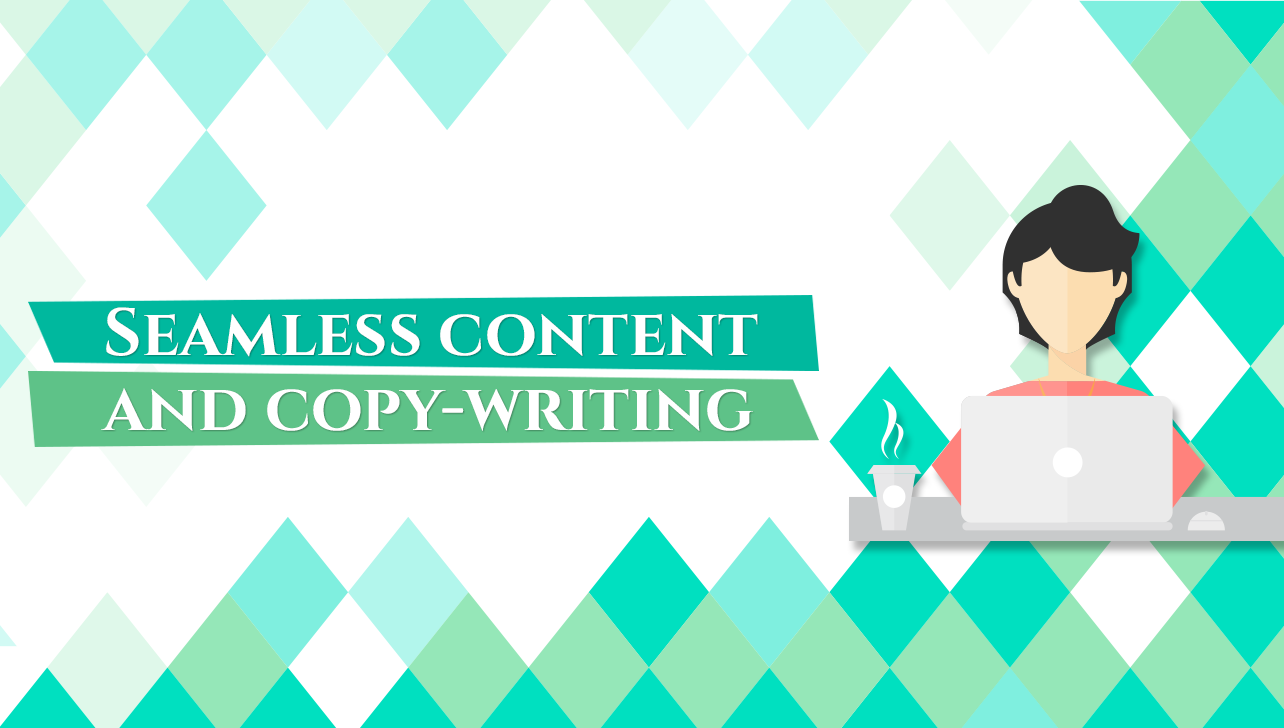 Content and Copywriting Banner
