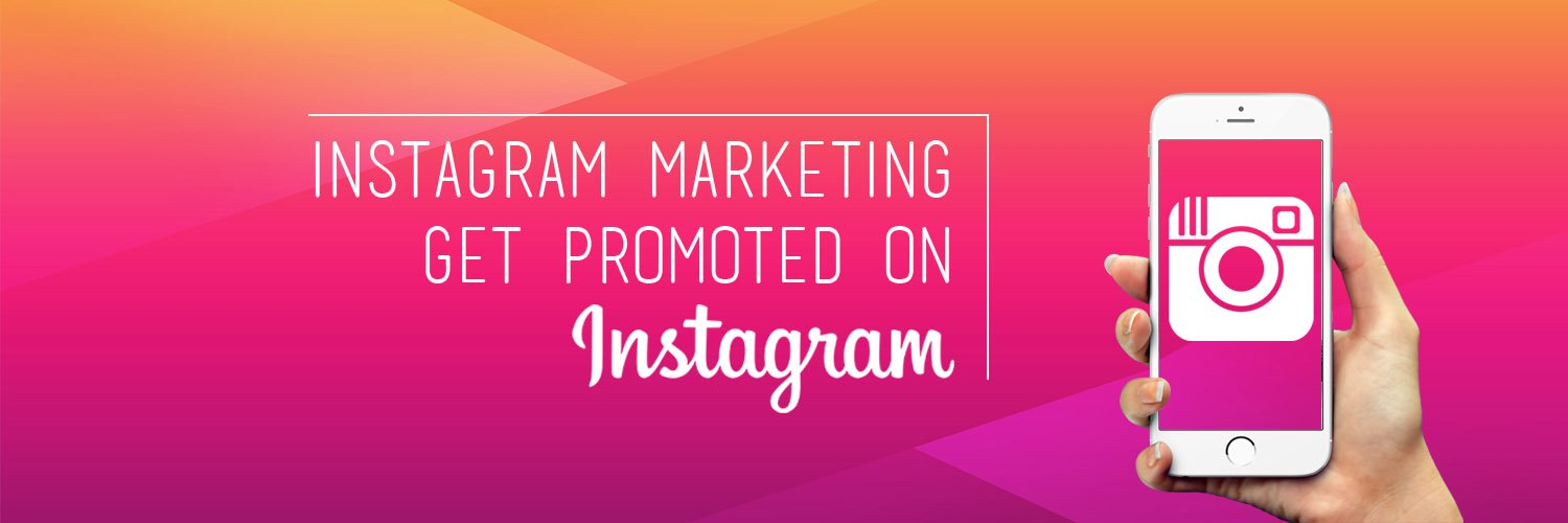 Instagram Marketing Banner