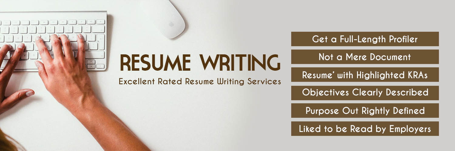 Resume Writing Services Banner