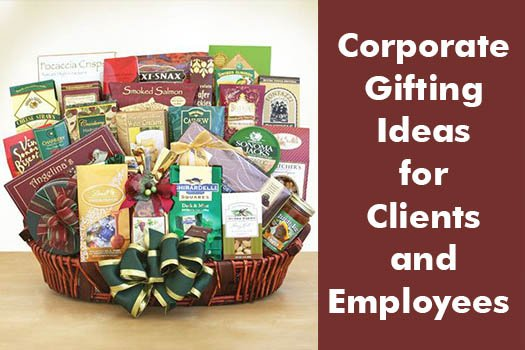 Corporate Gifting Ideas to Keep Your Clients and Employees Happy