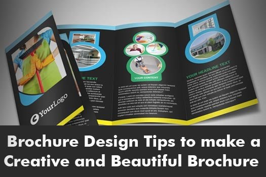 Brochure Design Tips to make a Creative and Beautiful Brochure
