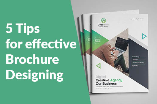 5 Tips for effective Brochure Designing