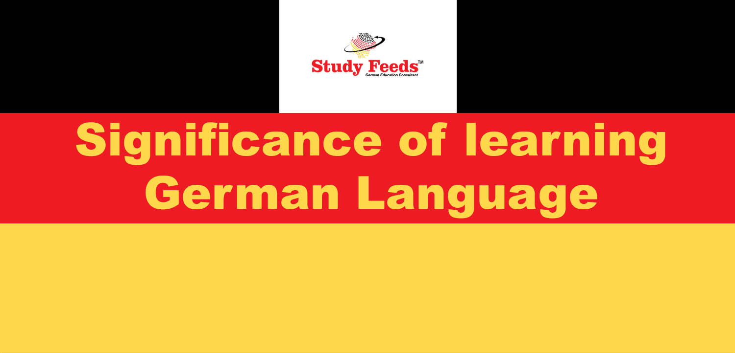 Significance of learning German Language