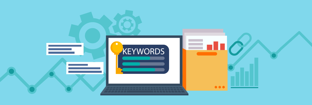 Keyword Centric Images