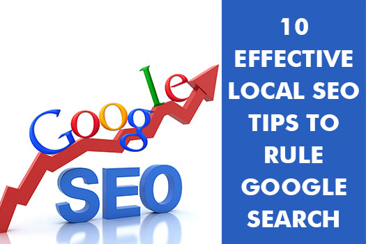 10 effective local SEO tips to rule Google search