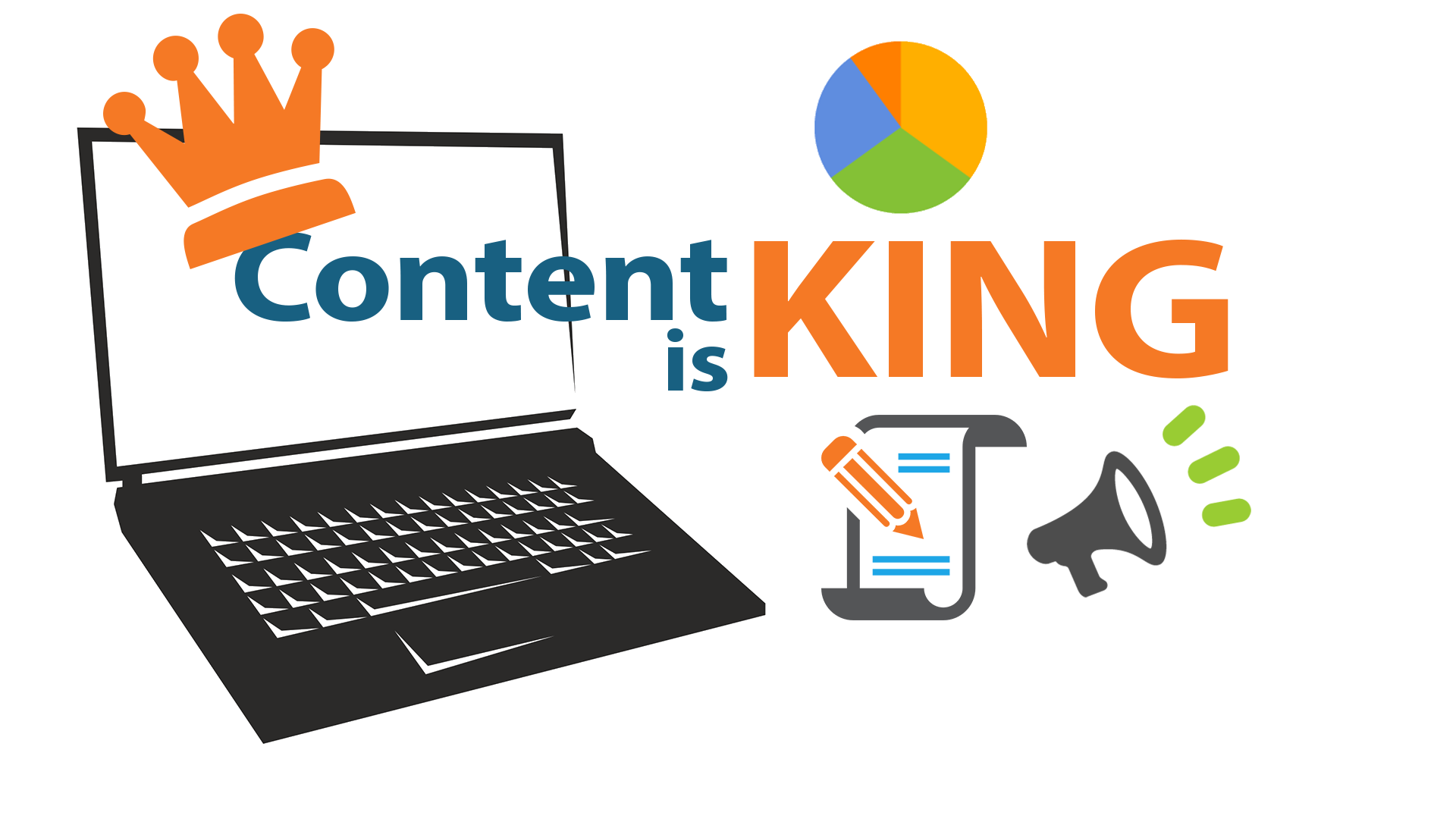 Create quality content