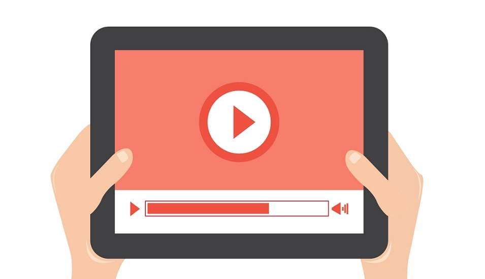 Talk about your services with videos