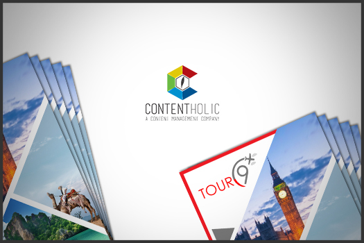Brochure Design Company in Delhi
