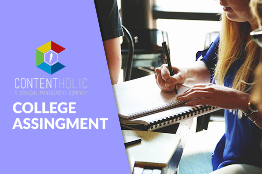 How To Write The Best College Assignments