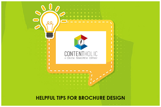 Some Helpful Tips For Brochure Design