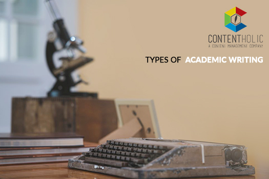 Understanding the 4 Types of Academic Writing